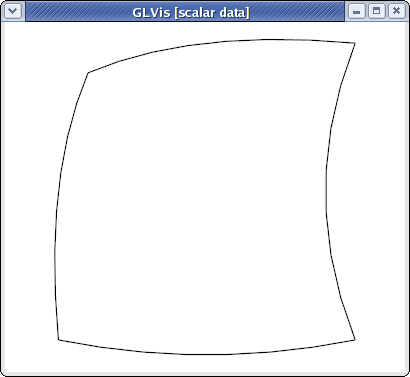 GLVis - OpenGL Finite Element Visualization Tool